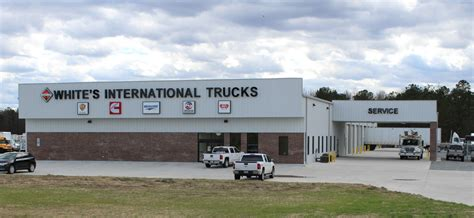 Shed Goldsboro Nc Hours Operation by Goldsboro Location Hours White S International Trucks