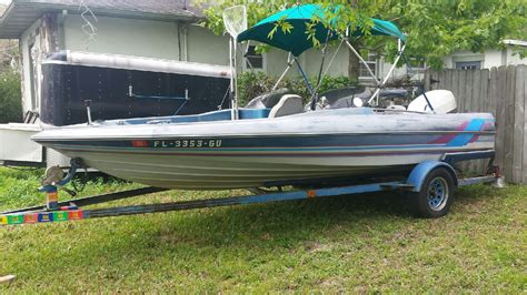 2000 Cobra Bass Boat For Sale by Cobra 1989 For Sale For 2 000 Boats From Usa