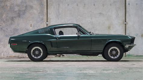 68 Ford Mustang by Bullitt Spec 1968 Ford Mustang Fastback