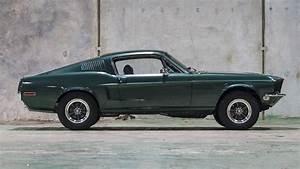 Bullitt-Spec 1968 Ford Mustang Fastback