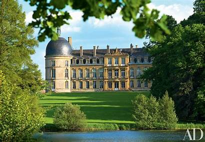 French Architectural Castles Digest Chateau France Chateaux