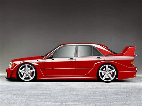 RED Mercedes EVO 190E | Rate This photo: 1 2 3 4 5 6 7 8 9 ...