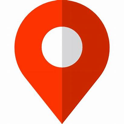 Gps Point Location Map Pointer Placeholder Icon