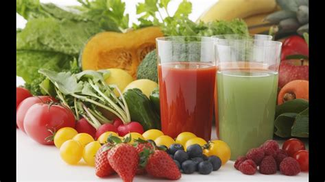 fruit vegetables juice juicing