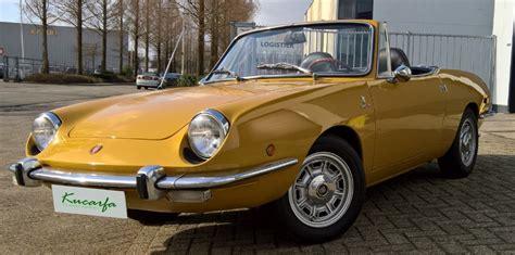 Fiat 850 Sport Spider by Fiat 850 Spider Kucarfa