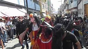 Danza De Los Diablos Negros Ballet F Cuauhtli Uagro