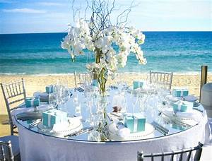 Beach Centerpieces for Wedding Reception - Wedding and