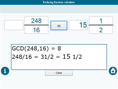 simplify fractions calculator android apps on play