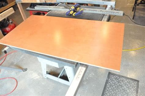 How To Make An Easy, Accurate Table Saw Sled  One Project