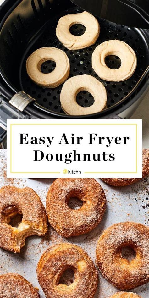 fryer air donuts ingredients easy