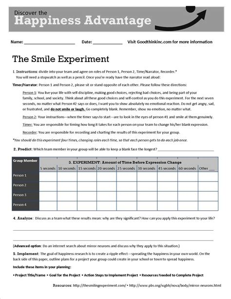Coping With Anxiety Worksheets Newhairstylesformen2014com