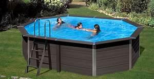 Bache D Hivernage Piscine : b che d 39 hivernage pour piscine composite gr octogonale taille au choix ~ Melissatoandfro.com Idées de Décoration
