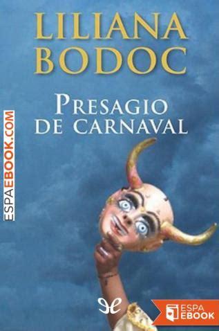 Libro Presagio de carnaval - Descargar epub gratis - espaebook