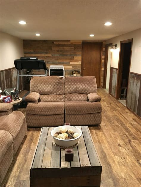 basement remodel palletwallrocks basement remodeling