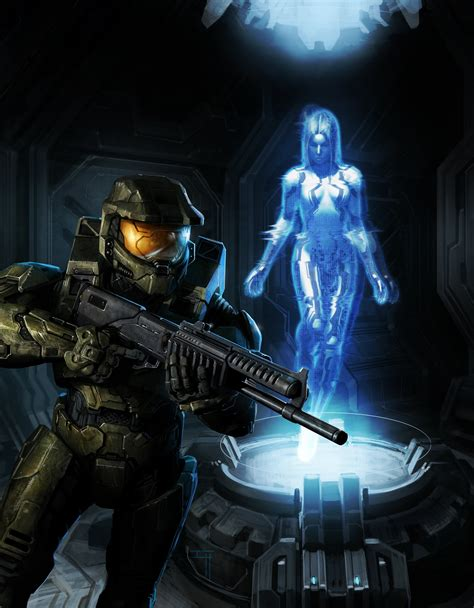 Halo Concept Art By Isaac Hannaford 70 Escape The Level