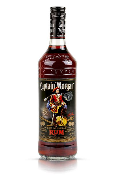 Buy Captain Morgan Black At The Best Price  Paneco Singapore