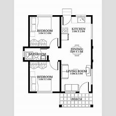 Small House Designs  Shd20120001  Pinoy Eplans