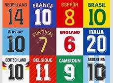 Os números mais aleatórios do futebol Esportes Mais