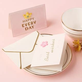 Kartu Ucapan Terima Kasih/ulang Tahun/natal Mini 3d