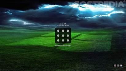 Lock Windows Screen Pattern Wallpapers Background Modern