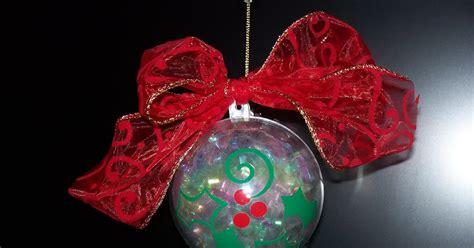 vinyl for cricut happenings christmas ornament made w