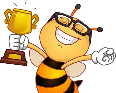 Image result for clip art spelling bee