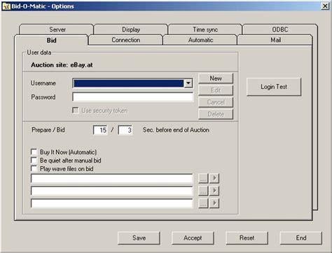 Bid O Matic by Bid O Matic Alternatives And Similar Software