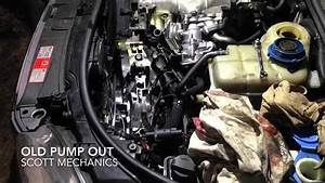 Audi A4 Noisy Power Steering Pump Replaced By Scott