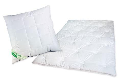 Bettwaren  Kissen Und Decken Von Franke Matratzen