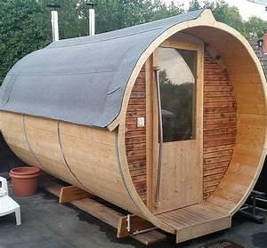 Sauna Im Garten Selber Bauen : mein bestes projekt kategorie bauen in und am haus die eigene sauna im garten sauna im ~ A.2002-acura-tl-radio.info Haus und Dekorationen