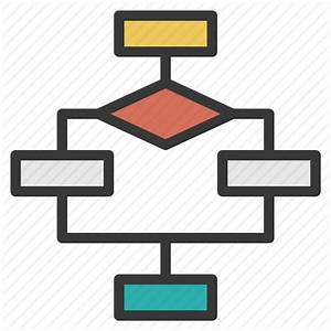 Algorithm  Diagram  Flow  Process Icon