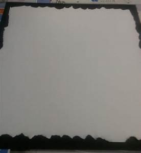 Cadre Noir Et Blanc : cadre noir et blanc le blog de la m re pierre ~ Teatrodelosmanantiales.com Idées de Décoration