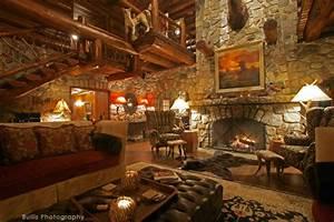 Rustic Old World Lodge