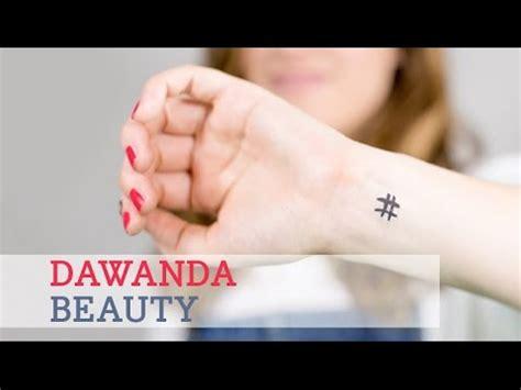 dawanda temporary mit nur 3 zutaten selber