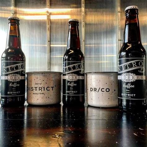 Ratings, reviews, photos, map location. DISTRICT Roasters Nitro Cold Brew | 12oz Ready to Drink Bottles - DISTRICT Roasters | COFFEE. ON ...