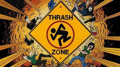 Thrasher Thrash Zone