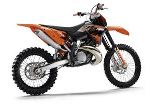 2011 Ktm 250 Sx 2 Stroke car features and reviews