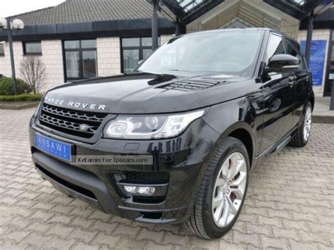 2014 Land Rover Range Rover Sport Autobiography 50 7