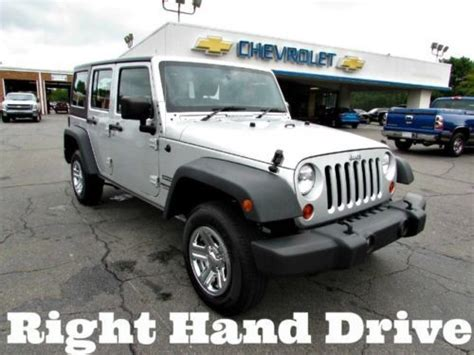 mail jeep 4x4 purchase used mail jeep right hand drive wrangler rhd