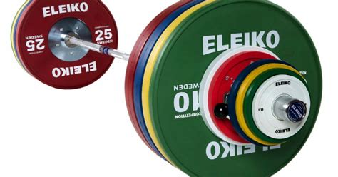 barbell bar power olympic clean training weightlifting most weight buying guide science eleiko lifting powerful says strength powerlifting inventions history