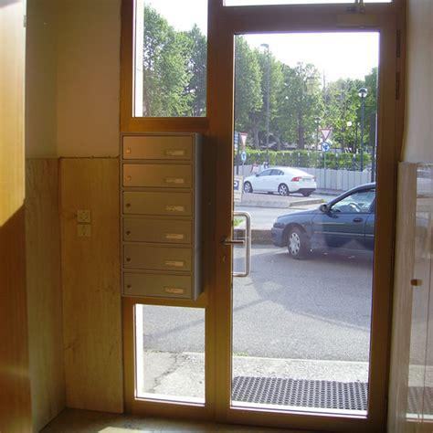 Portone Ingresso Condominio - portone d ingresso condominiale in alluminio infissi
