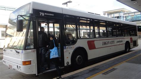 logan city bus service  volvo bble bustech youtube