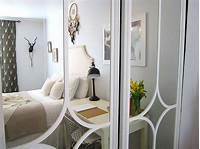 mirrored closet doors Hometalk | Mirrored Closet Door Makeover