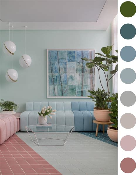 Gallery of The Importance of Color Palettes in ...