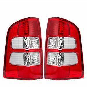 Car Rear Tail Light Assembly Brake Lamp With Bulbs For Ford Ranger Thunder Pickup Truck 2006