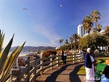 Palisades Park. Santa Monica, California - Travel To Eat
