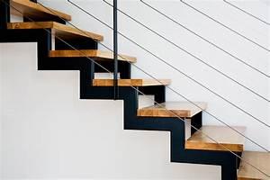Stahltreppe Mit Holzstufen : treppen ~ Michelbontemps.com Haus und Dekorationen