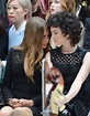 Cara Delevingne kisses girlfriend St Vincent as they gaze into each other's eyes in rare PDA - Mirror Online