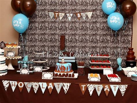 baby shower themes  boys featuring fun  exciting