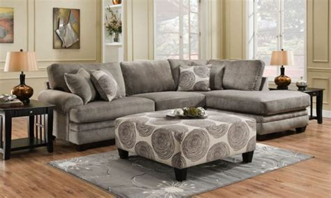 groovy champion grey  pc sectional las vegas furniture store modern home furniture